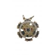Medalha para substituição do colar SCDB