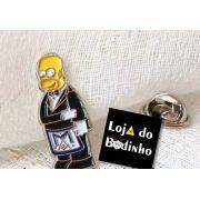 Pin Homer Simpson - Edição Limitada.