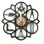 Relógio de parede maçônico