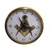 Relógio de parede maçônico - Modelo 02