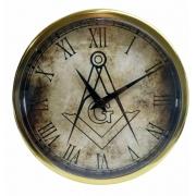 Relógio de parede maçônico - Modelo 03