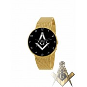 Relógio Luxo Modelo 12 - Edição Limitada. (Pequeno)