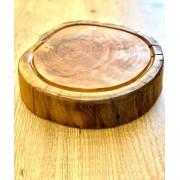 Tabua de Churrasco em madeira - sucupira - Premium