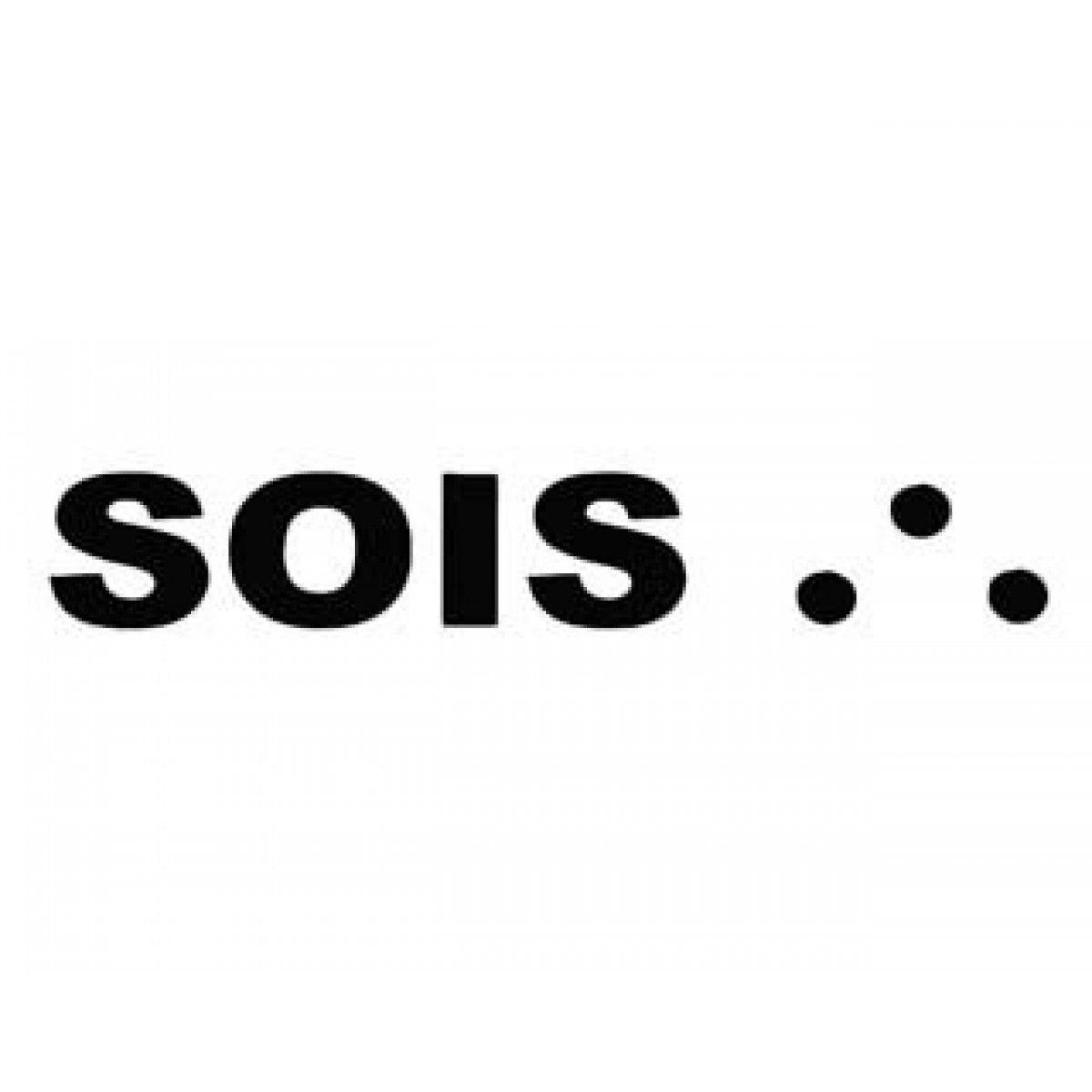 ADESIVO SOIS.' (PRETO)