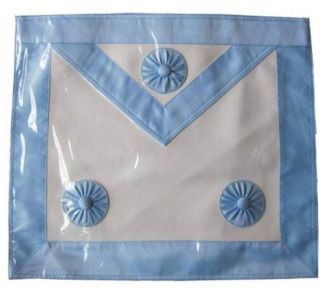 Avental - Mestre REAA - COMAB - GL - Plastificado