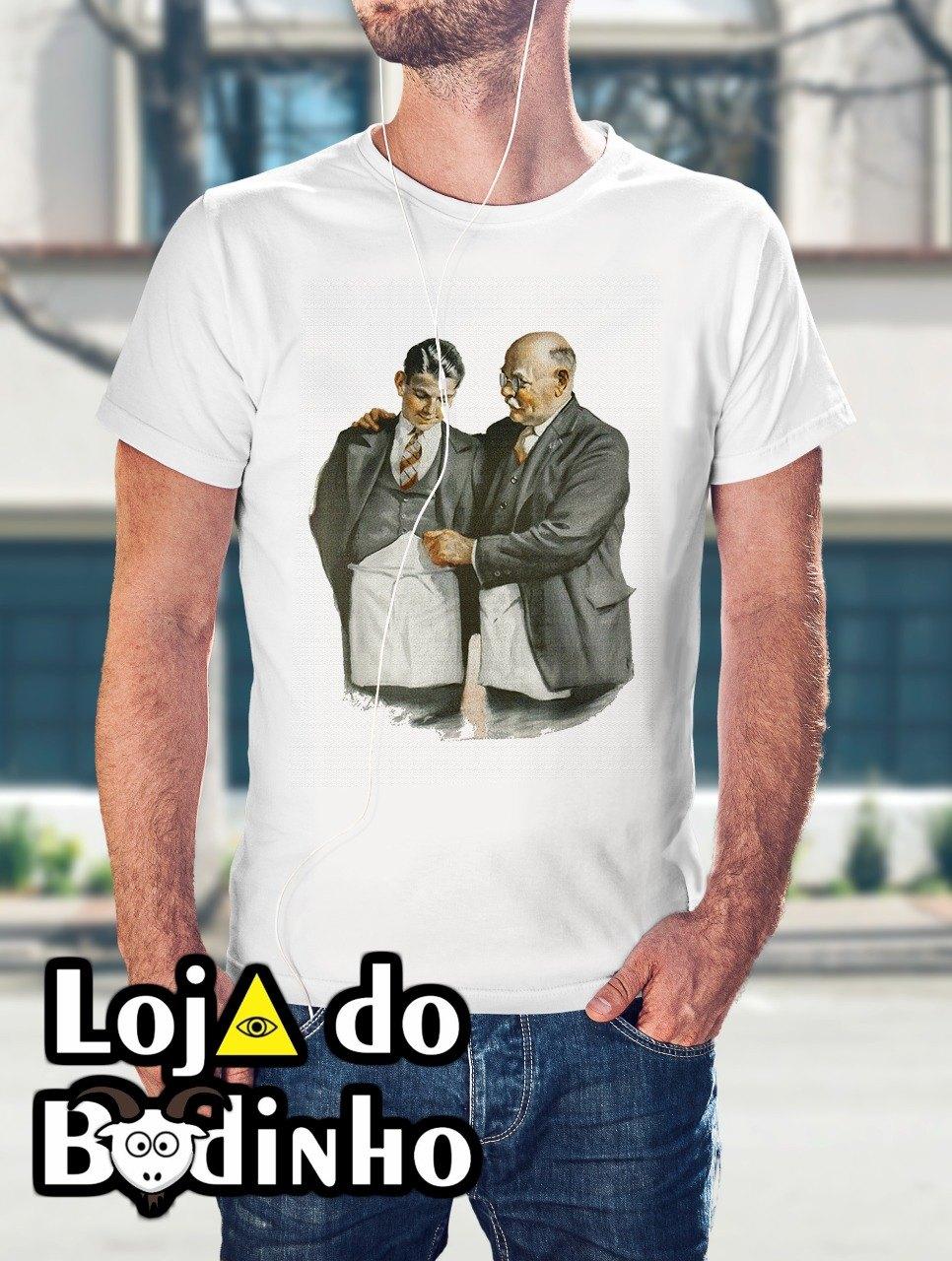 Camiseta Aprendiz Maçom