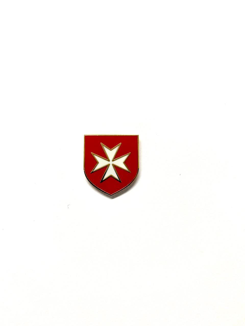 Escudo do Templário Vermelho - DM