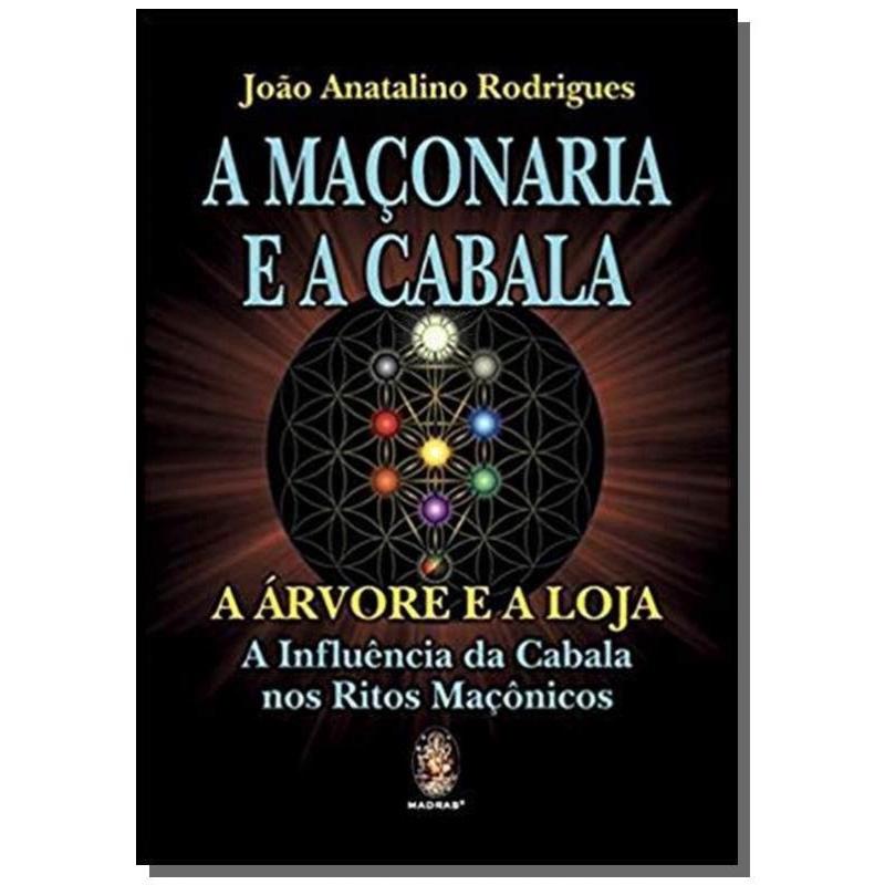 Livro - A Maçonaria e a Cabala