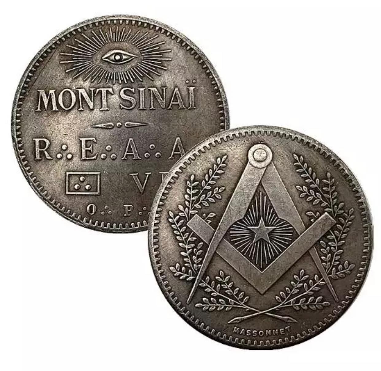 Moeda Monte Sinai