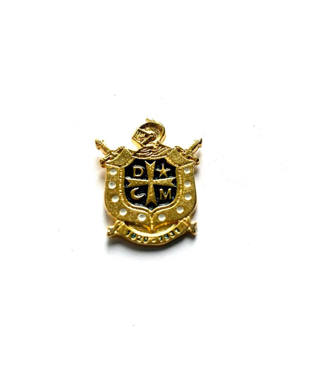 Pin Brasão Dm 1920 - 1933