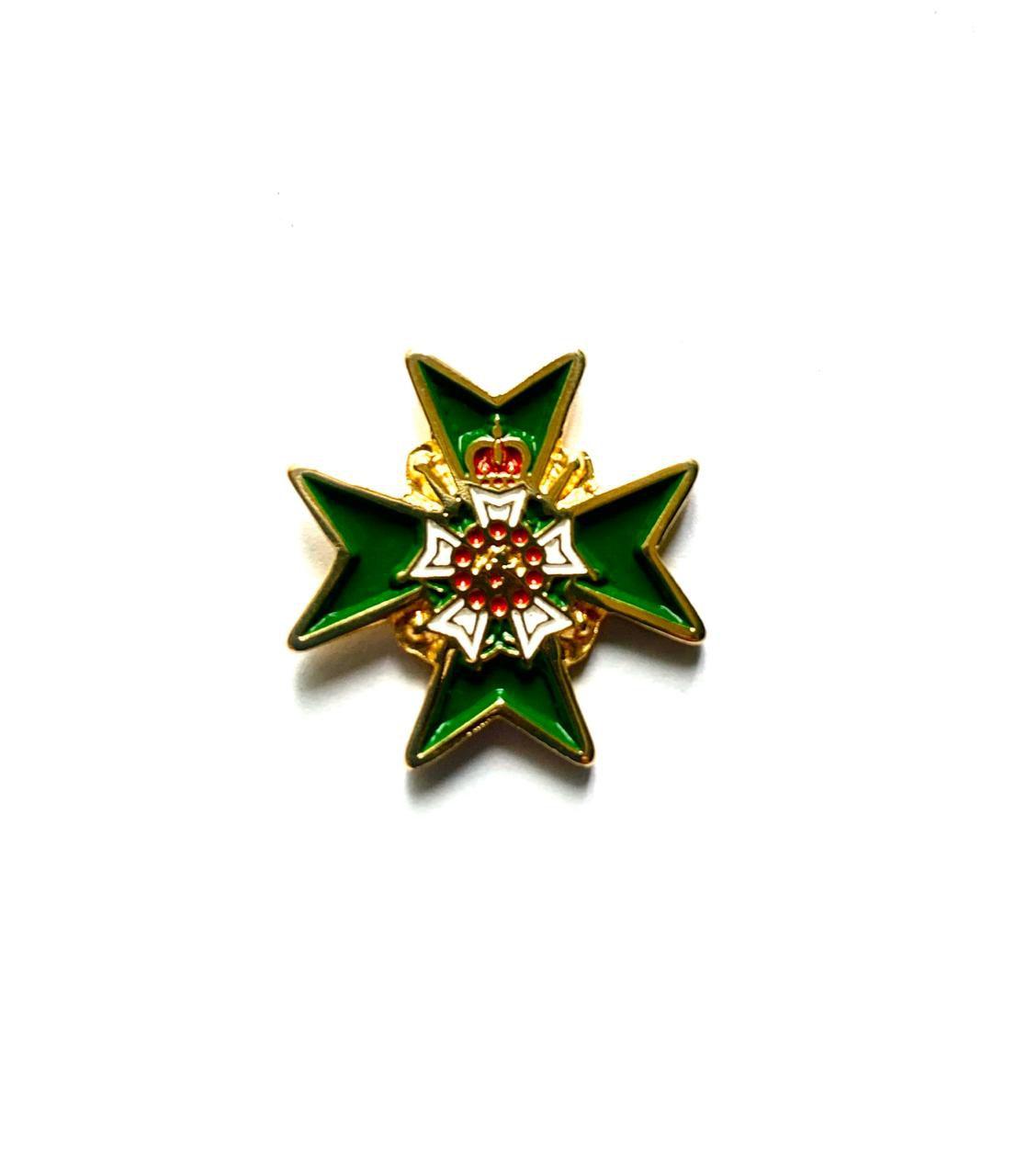 Pin Comendador Cavalaria