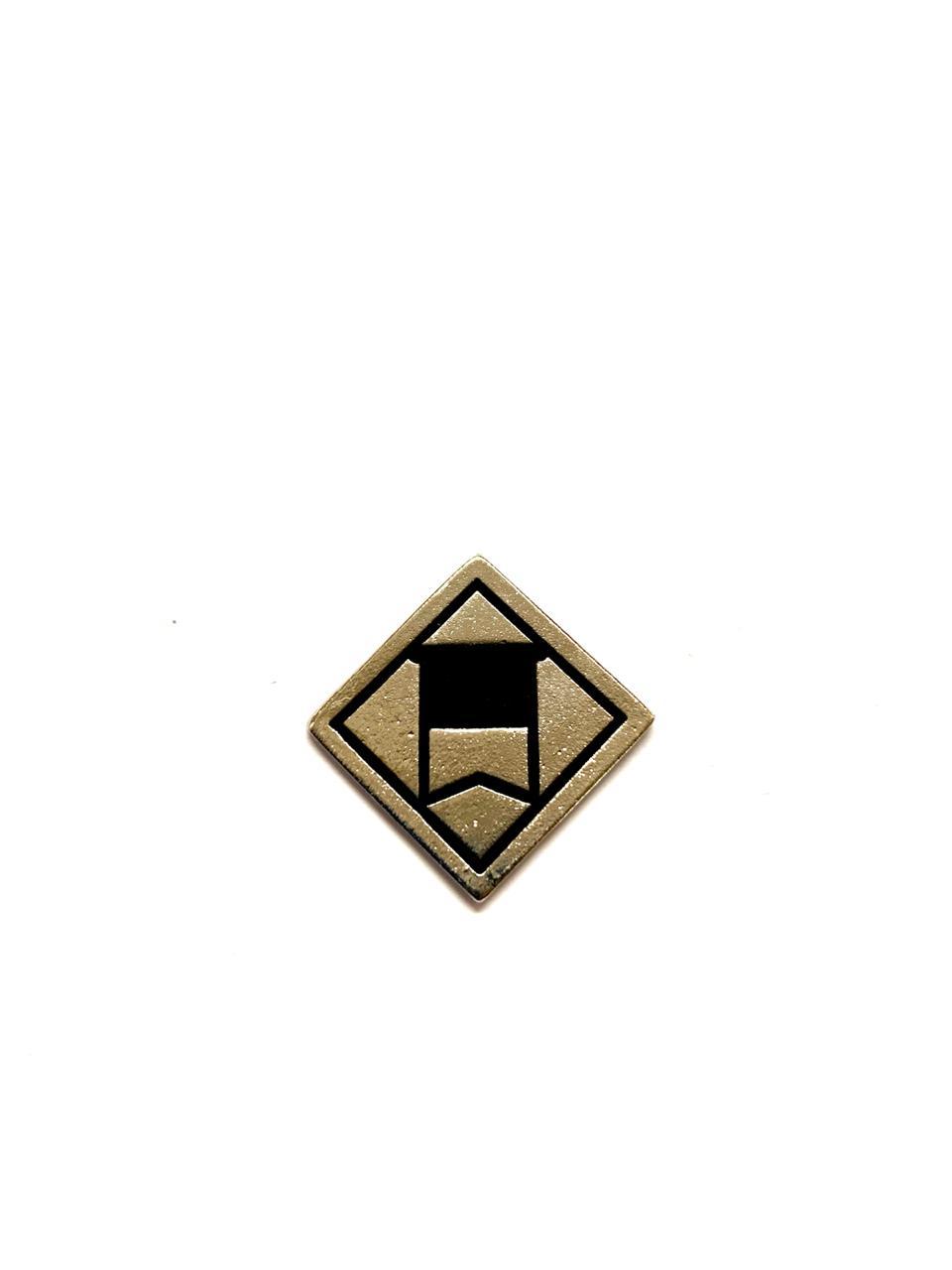 Pin Ex Templário