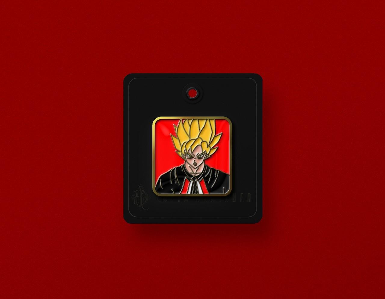 Pré venda Goku grau DM - Envio 28/02 (apenas 50 unidades)