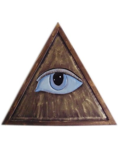 Quadro Delta - olho da tudo vê