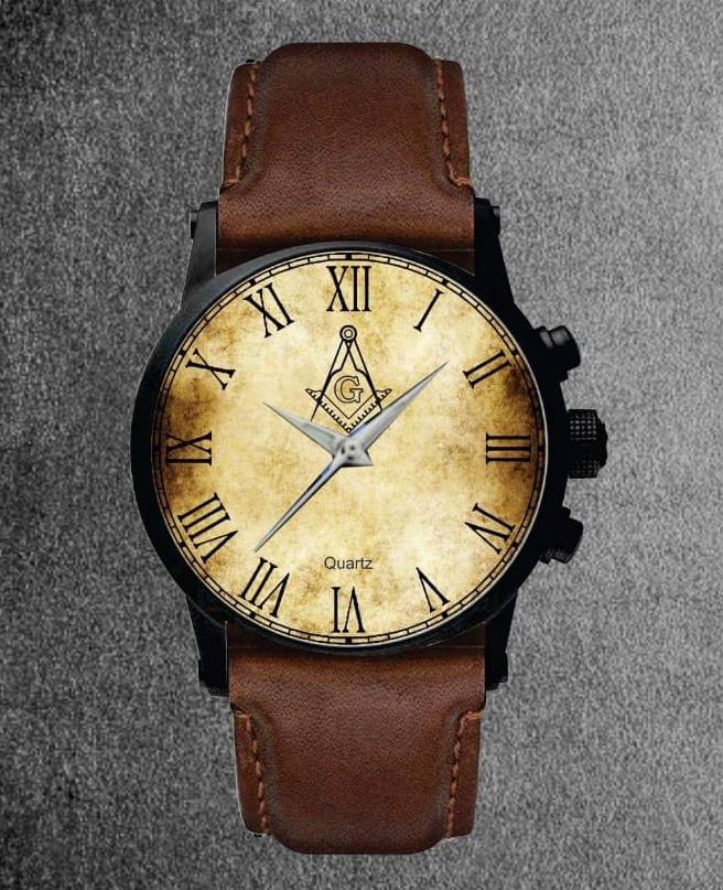 Relógio Luxo Modelo 10 - Edição Limitada.