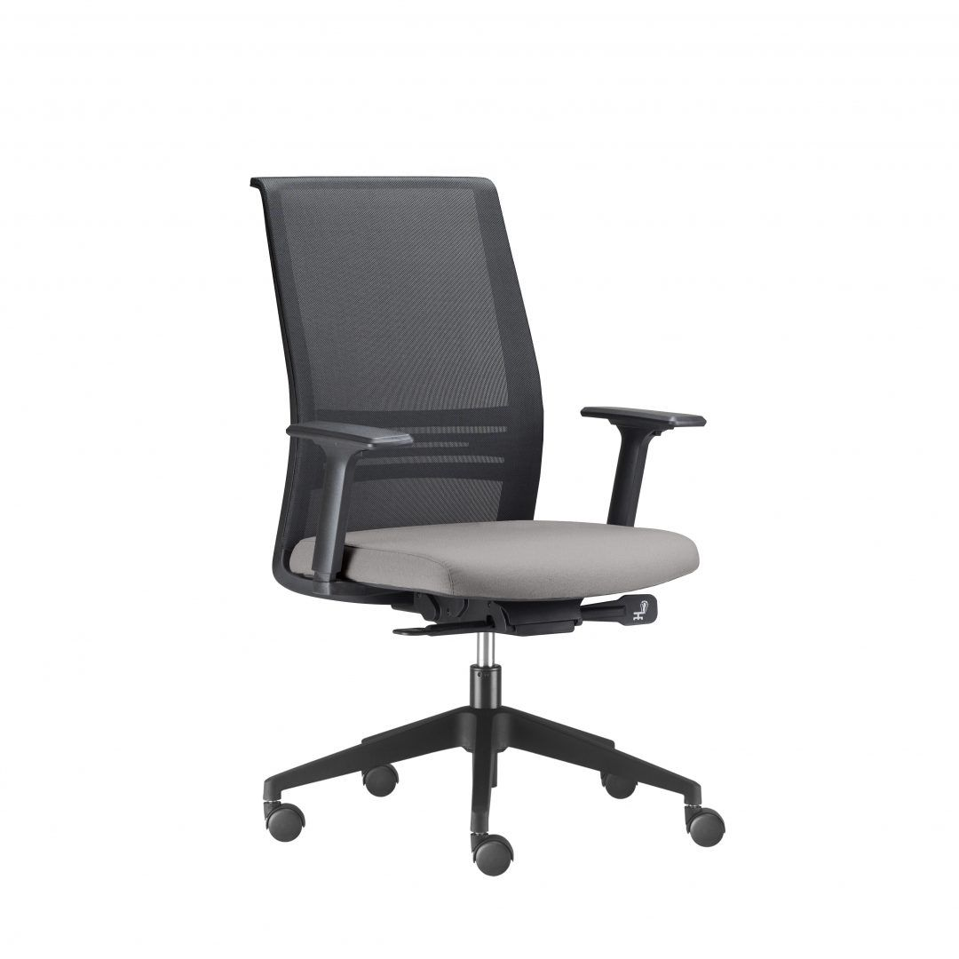 Cadeira Agile sem Encosto Cabeça FRISOKAR COD 38