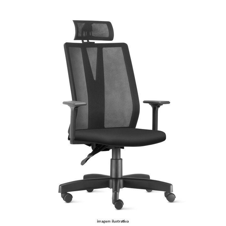 Cadeira Alta Addit  Presidente Frisokar COD 325