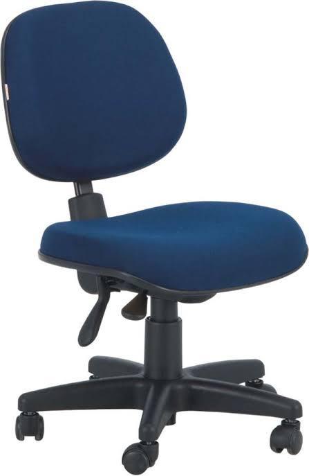 Cadeira Digitador Base Back System sem Braço COD 224