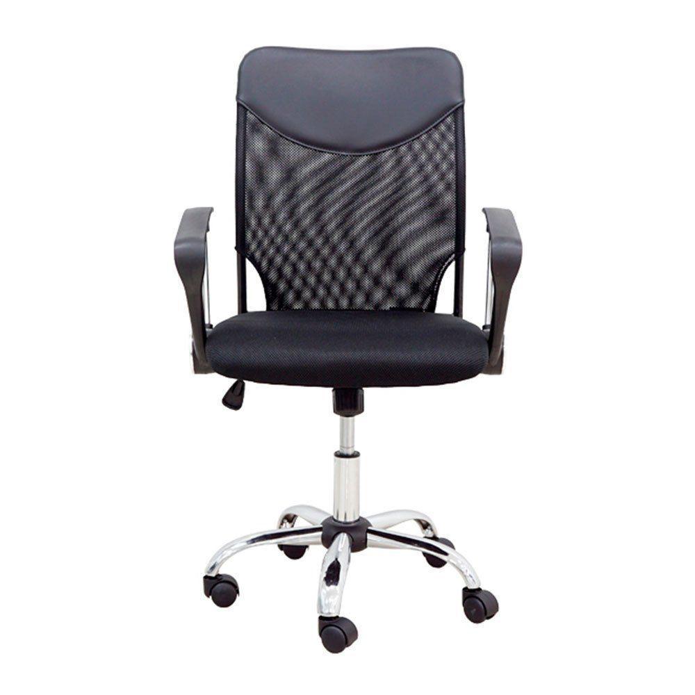 Cadeira Escritório Executiva Diretor Best Giratória Braço com Rodinhas COD 68