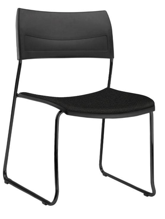 Cadeira Escritório Nina Fixa sem Braço FRISOKAR COD 80