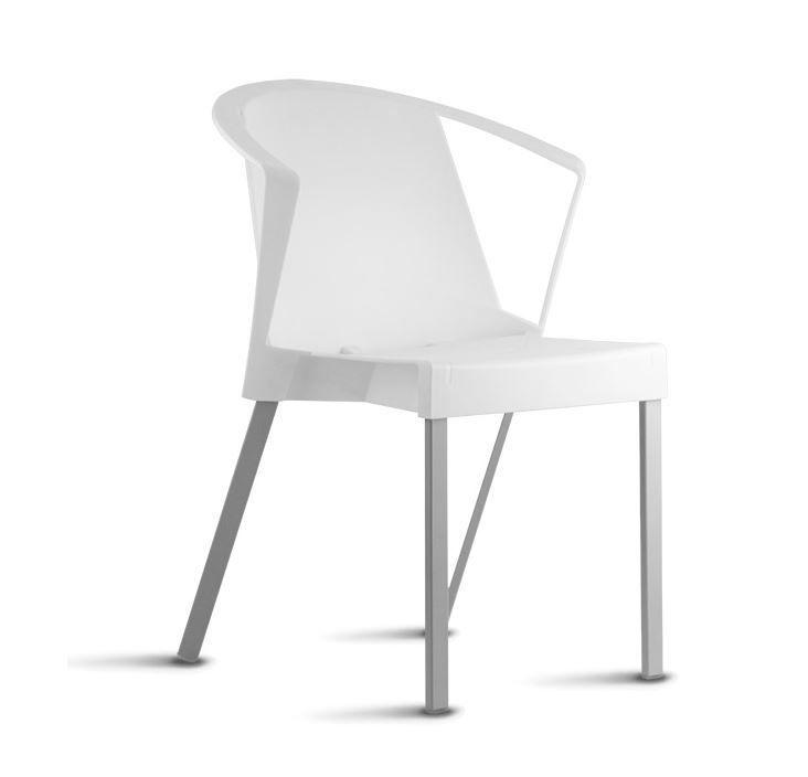 Cadeira Escritório Shine Fixa com braço FRISOKAR COD 84