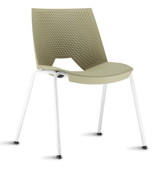 Cadeira Escritório Strike Fixa FRISOKAR COD 87