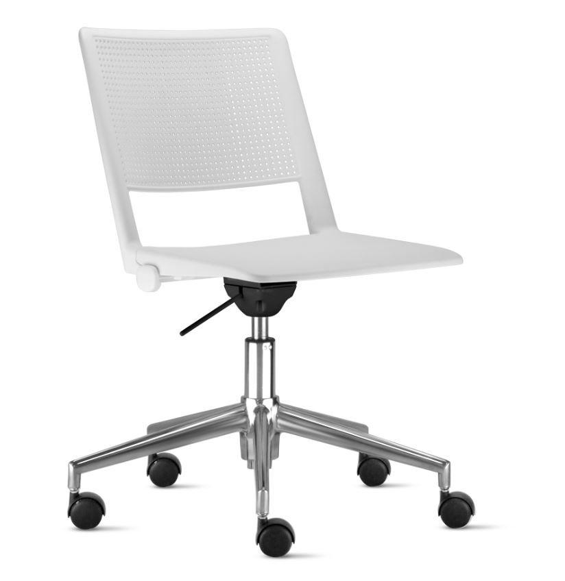 Cadeira Escritório UP com Rodinhas FRISOKAR COD 88