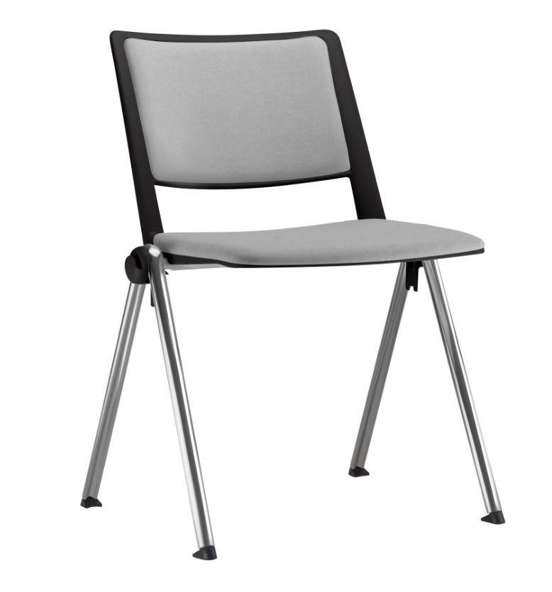 Cadeira Escritório UP Fixa com prancheta FRISOKAR COD 89