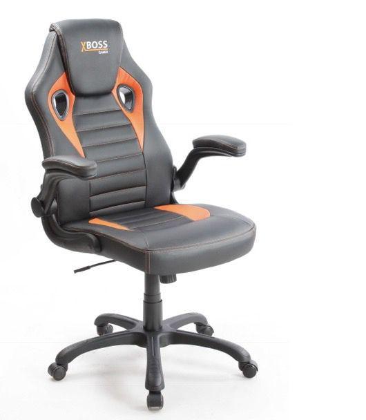 Cadeira Gamer com Braço Rebatível XBOSS MK COD 94