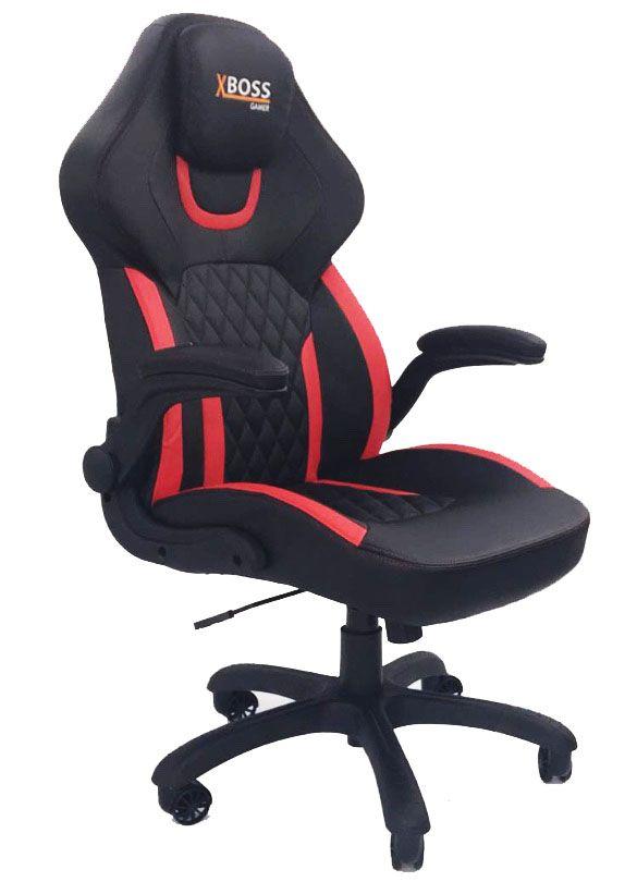 Cadeira Gamer MK-778 Couro Ecológico Braço Articulado COD 168