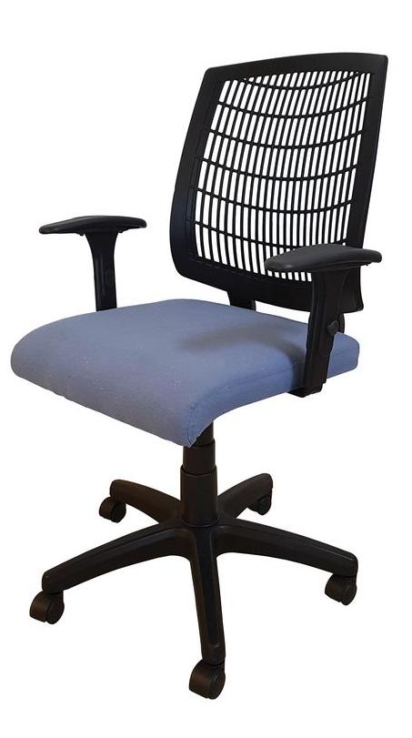 Cadeira Grid Giratória COD 605