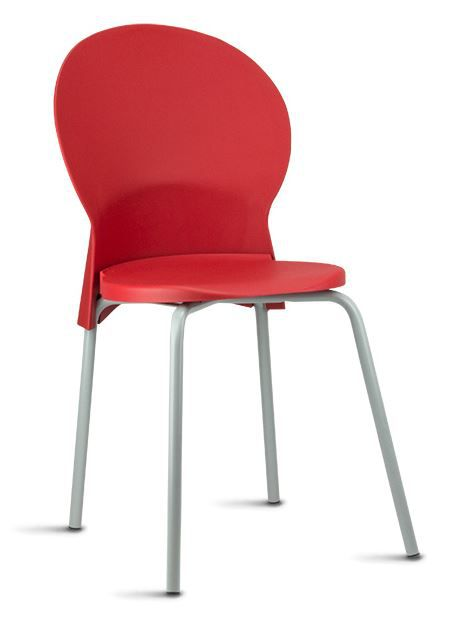 Cadeira Luna FIxa FRISOKAR COD 110