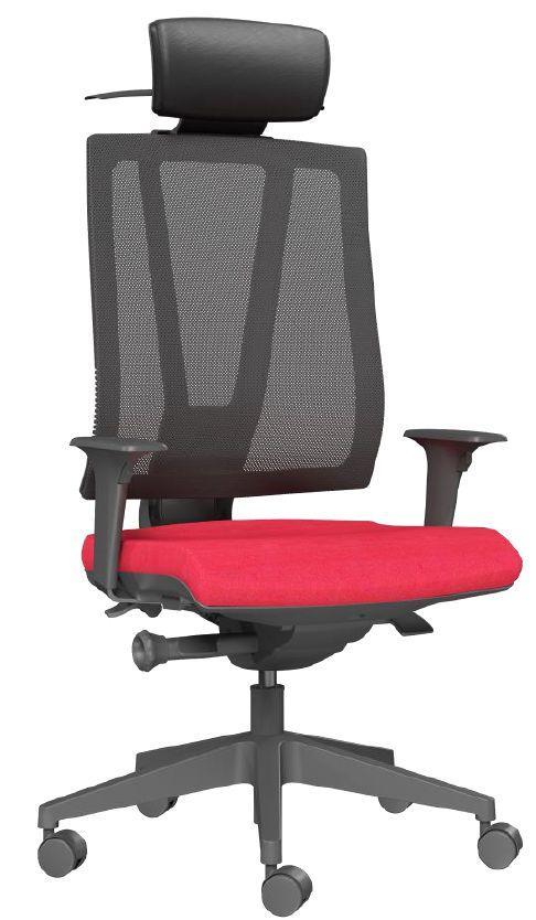 Cadeira Presidente Twister Plaxmetal COD 445