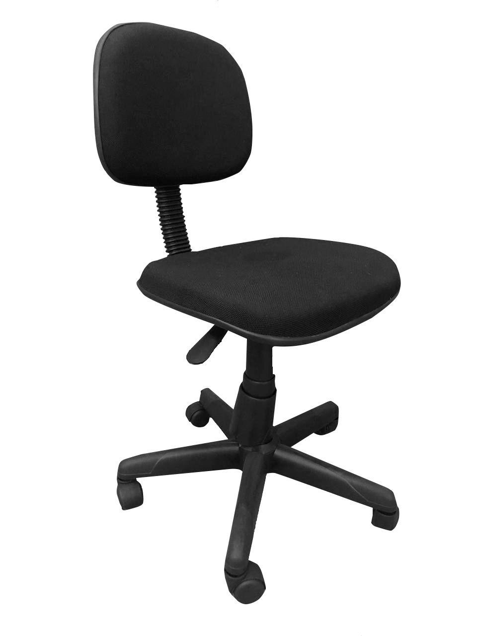 Cadeira Secretaria Base Giratória COD 213