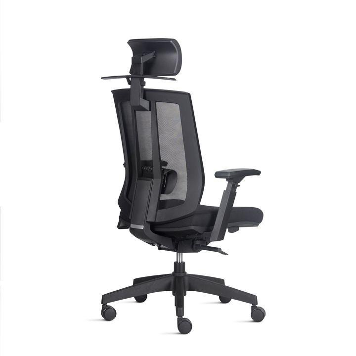 Cadeira Song Diretor com Encosto Cabeça FRISOKAR COD 149