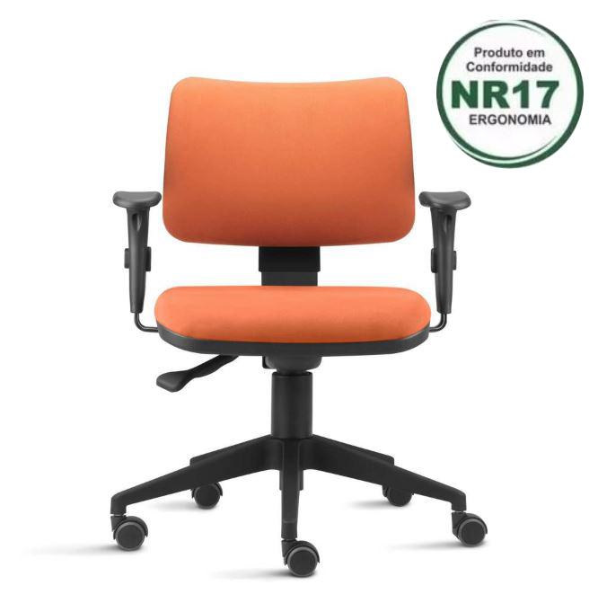 Cadeira Zip Encosto Tapeçado FRISOKAR COD 163