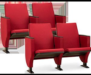 Cadeiras para Auditórios