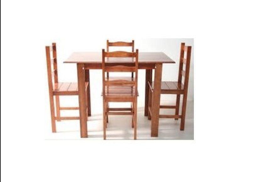 Mesa 04 Cadeiras  COD 166