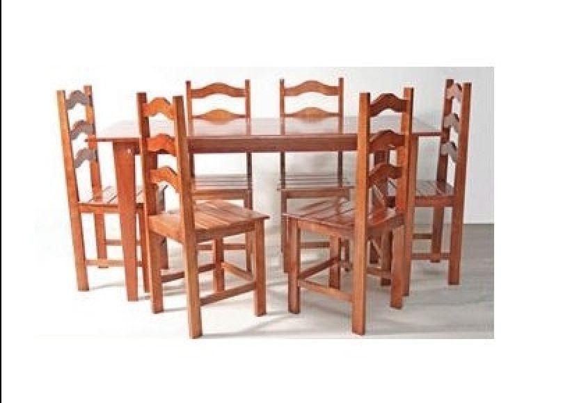 Mesa 06 Cadeiras COD 167