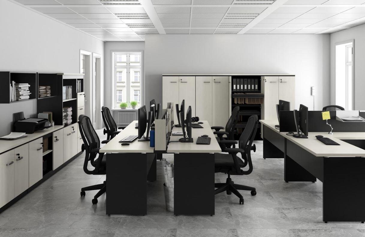 Mesas e Estações de Trabalho Linha Yaris
