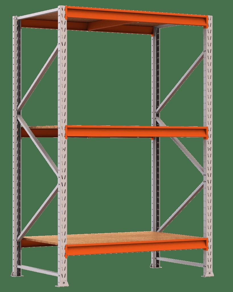 Mini Porta Pallet ideal para Cargas Pequenas COD385
