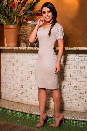 Vestido ágata Luciana Pais