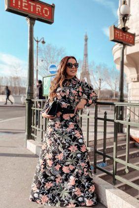 Vestido longo paris (30502)
