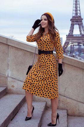 Vestido madame paris (30488)