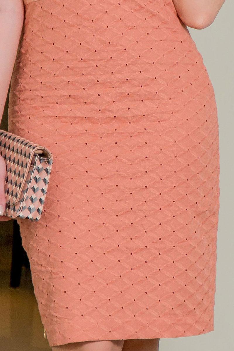 Vestido Tubinho kauly em Lasie com Recortes