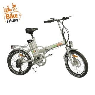 Bicicleta Elétrica Biobike JS 12 Aro 20''