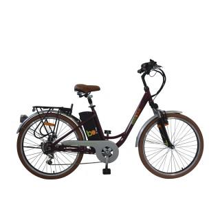 Bicicleta Elétrica Biobike STYLE BASIC Aro 26''