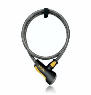 Cadeado Espiral C/ Chave Onguard Akita 8039