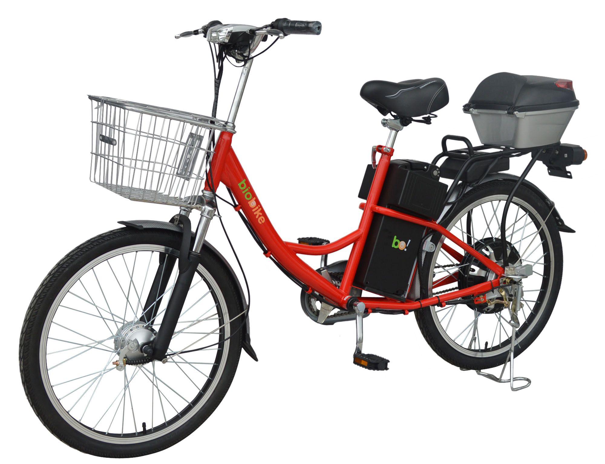 Bicicleta Elétrica Biobike CONFORT Aro 24''