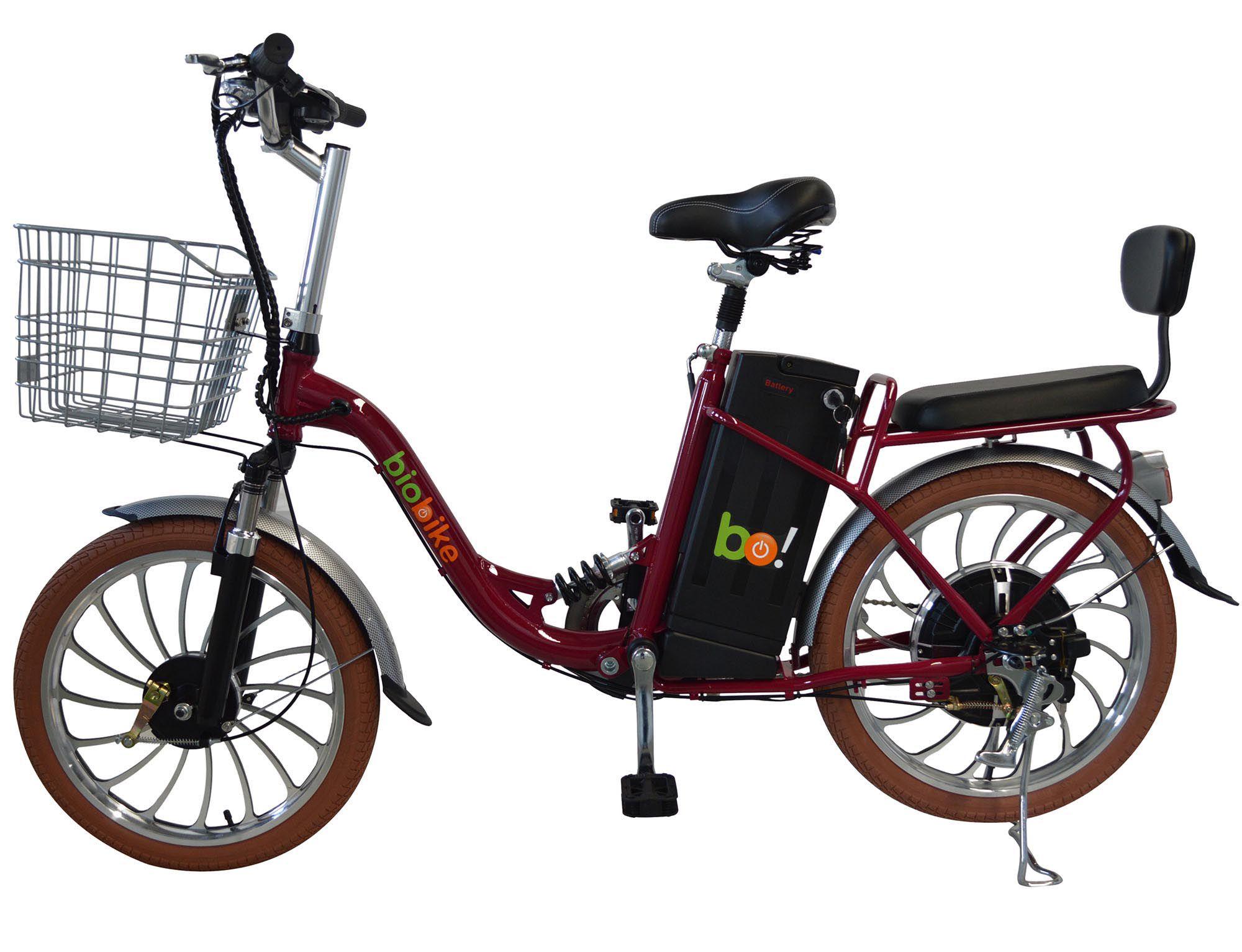Bicicleta Elétrica Biobike URBANA Aro 20''